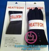 Găng tay giữ nhiệt Heattech