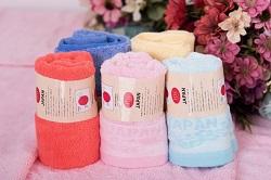 Bán buôn khăn mặt Nhật
